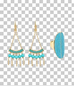 Earring Body Jewellery Turquoise Clothing Accessories PNG