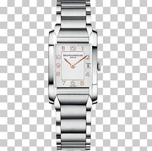 Baume Et Mercier Quartz Clock Watch Movement PNG