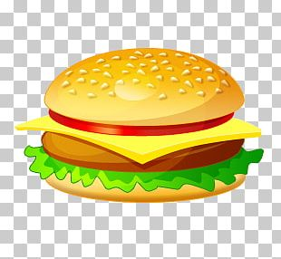 Hamburger Chicken Sandwich Cheeseburger Veggie Burger McDonalds Big Mac PNG