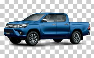 Toyota Hilux Car Pickup Truck PT. Toyota-Astra Motor PNG