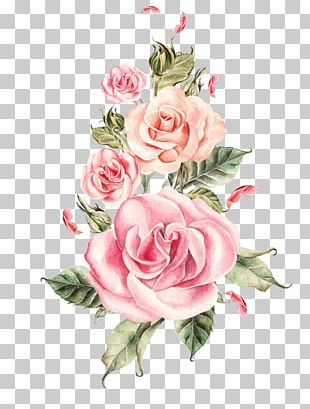 Wedding Rose Flower PNG