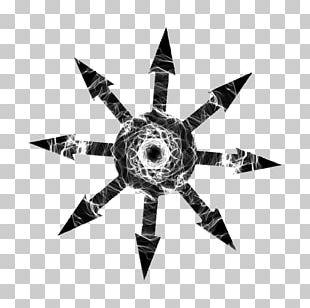 Symbol Of Chaos Chaos Magic Magick Sigil PNG