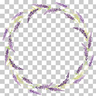 Lavender Circle PNG