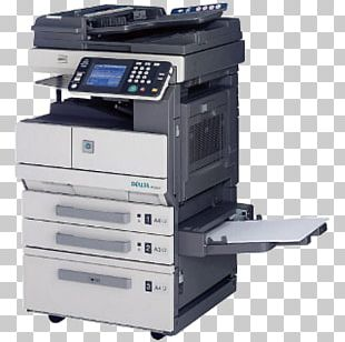 Photocopier Multi-function Printer Xerox Copying PNG