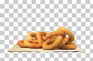 Onion Ring Hamburger French Fries Burger King Chicken Nuggets PNG