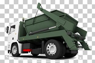 Car Dumpster Waste Roll-off Garbage Truck PNG