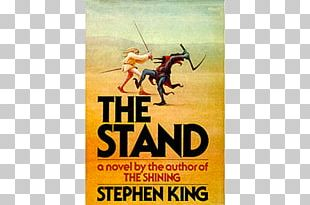 The Stand Night Shift 'Salem's Lot Hardcover Book PNG