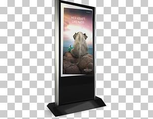 Display Advertising Display Device Multimedia Computer Monitors PNG