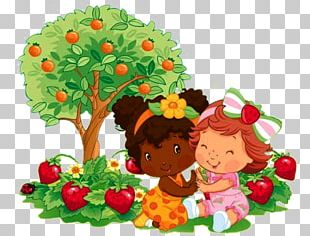 Strawberry Shortcake Daisy Duck YouTube PNG