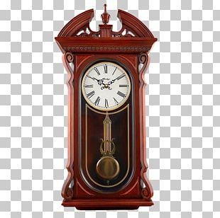 Quartz Clock Living Room PNG