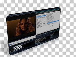 Display Device Laptop Multimedia Electronics Gadget PNG
