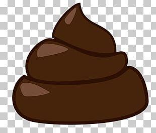Feces Pile Of Poo Emoji Logo PNG