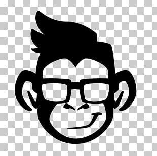 Chimpanzee Logo Monkey Ape PNG