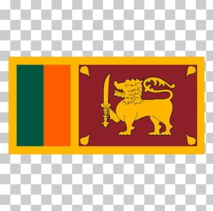 Flag Of Sri Lanka National Flag National Symbol PNG