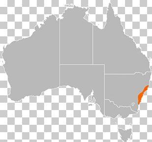 BCF Ultrasound Australasia World Map Stock Photography PNG