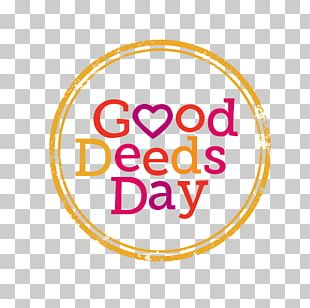 Good Deeds Day United States Mitzvah Day International Volunteering Organization PNG