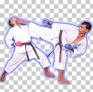 Karate Gi Kick Dan PNG