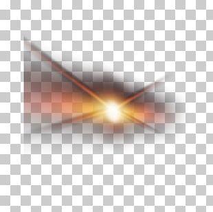 Light Halo Glare PNG
