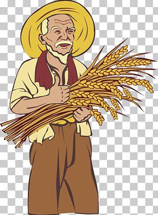 Farmer Element PNG