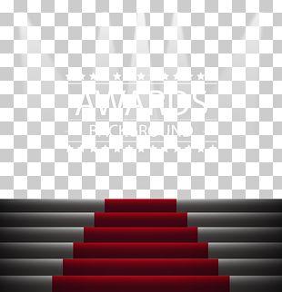 Podium Red Euclidean PNG