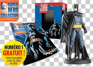 Batman Action & Toy Figures Superhero DC Comics Super Hero Collection PNG