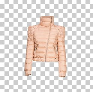 Beige Jacket Neck PNG
