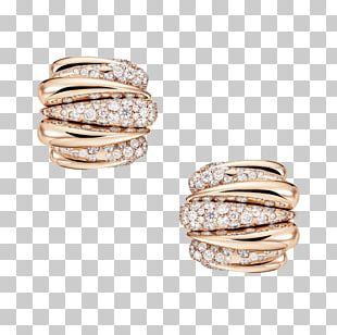Earring Jewellery De Grisogono Diamond PNG