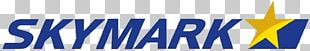 Logo Skymark Airlines Brand Product PNG