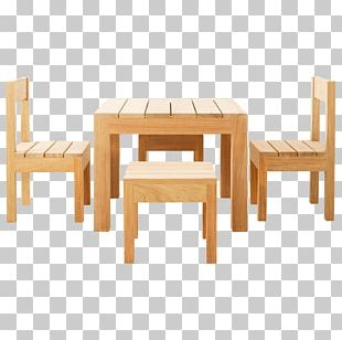 Table Stool Chair Furniture Dining Room PNG