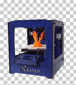 3D Printing Machine Printer Business PNG