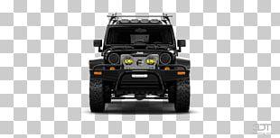 Motor Vehicle Tires Jeep Bumper Wheel Car PNG
