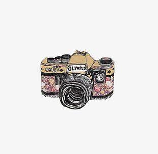 Vintage Camera PNG