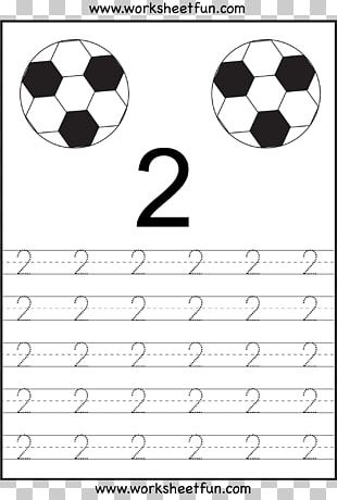 Number Worksheet Mathematics Kindergarten Pre-school PNG