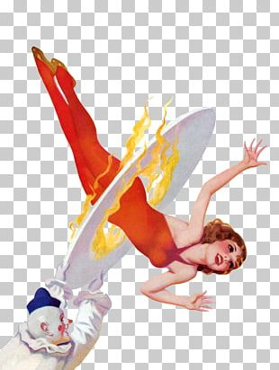 Pin-up Girl Finger Joint H&M Dance PNG