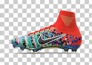 Football Boot Nike Mercurial Vapor Cleat PNG