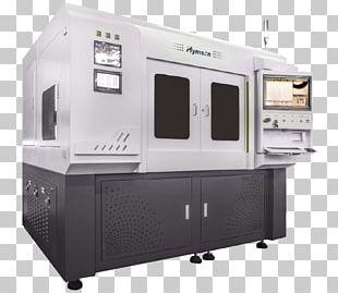 Machine Laser Cutting PNG