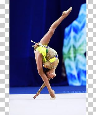 Ribbon Rope (rhythmic Gymnastics) Floor PNG