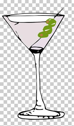Cocktail Garnish Wine Glass Martini Cocktail Glass PNG