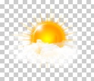 Daytime Sky Yellow PNG