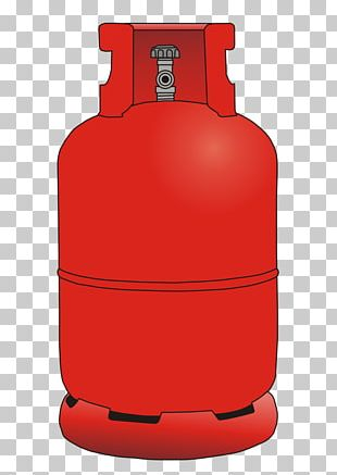 Gas Cylinder Fuel Tank Propane PNG