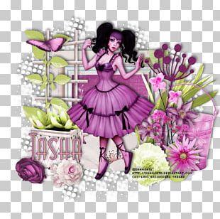 Floral Design Fairy Cut Flowers PNG