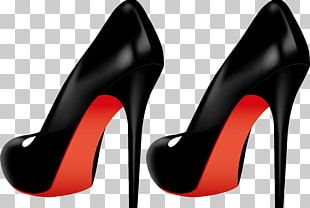 High-heeled Shoe Stock Photography PNG