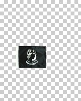 National League Of Families POW/MIA Flag Bandera Miniatura Missing In Action Brand Vietnam War POW/MIA Issue PNG