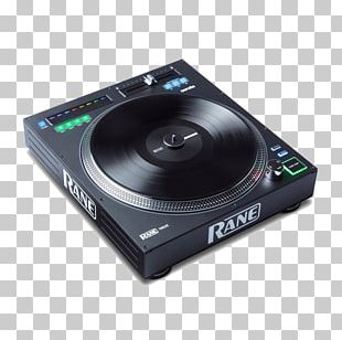 Rane Corporation DJ Controller Disc Jockey Turntablism Serato Audio Research PNG