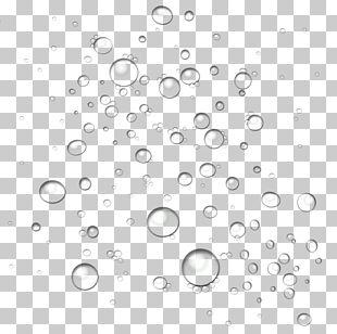 Carbonated Water Drop Desktop PNG