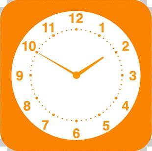 Clock Face Digital Clock Aiguille Time PNG