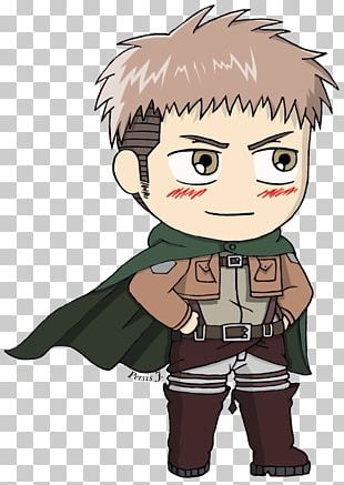A.O.T.: Wings Of Freedom Eren Yeager Attack On Titan Chibi Mikasa Ackerman PNG