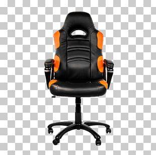 Swivel Chair Furniture Video Game Newegg PNG