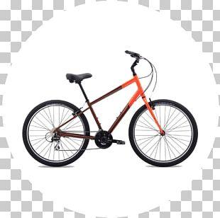 Hybrid Bicycle Marin Bikes Road Bicycle Bike Rental PNG