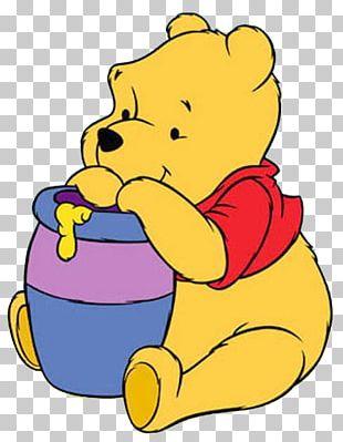 Winnie-the-Pooh Piglet The House At Pooh Corner Winnipeg Honey PNG